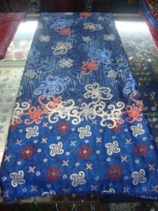 Kain batik sutera