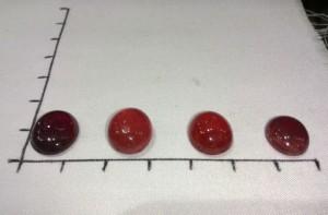 Jual batu merah delima yang asli
