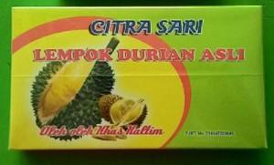 Lempok Durian Kalimantan Timur