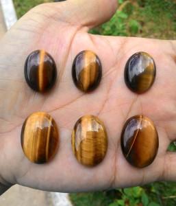 Batu Tiger Eye atau Biduri Sepah