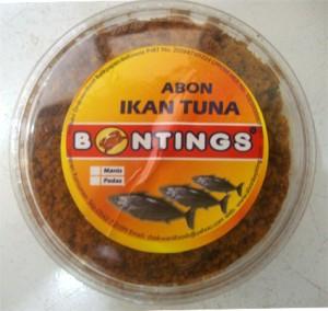Abon Ikan Tuna