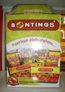 Paket Bontings Campur