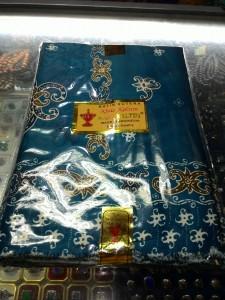 Jual Batik Kalimantan Semi Sutera 1