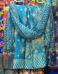 Jual Batik Kalimantan Semi Sutera 4