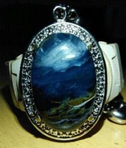 Batu Blue Opal Mizone