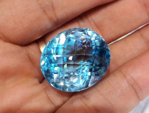 Batu Blue Topaz Super 4