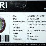 Batu Mystique Quartz